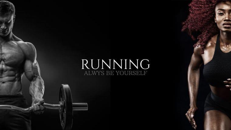 ランニング毎日5キロ